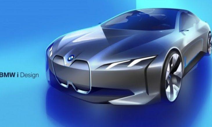 BMW përgatit rivalin e E-Tron, EQS dhe Taycan