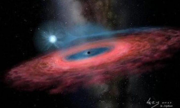 Zbulohet edhe një vrimë e zezë: Është aq e madhe sa nuk mund ta shpjegojmë