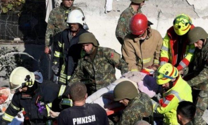 Shqipëri, tre të plagosur nga tërmeti po kurohen jashtë shtetit