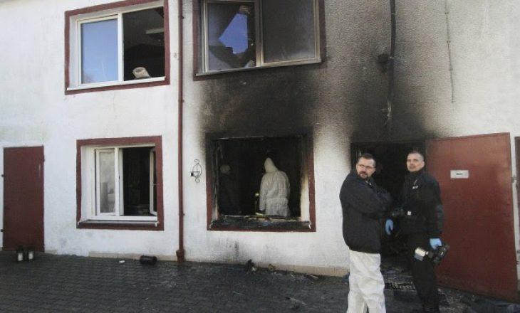 Katër të vdekur nxirren nga rrënojat e shtëpisë pas shpërthimit të gazit