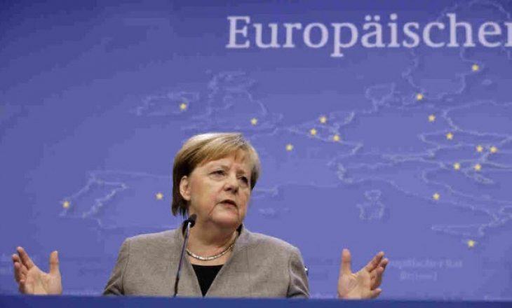 Merkel planifikon takim me Erdogan