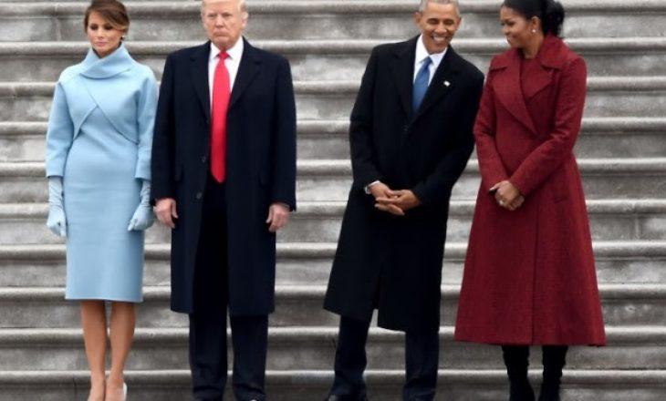 Çifti Obama më të admiruarit e vitit 2019