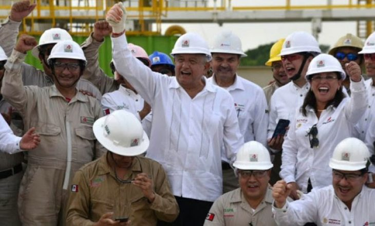 Meksika zbulon fushën më të madhe të naftës në 30 vjetët e fundit