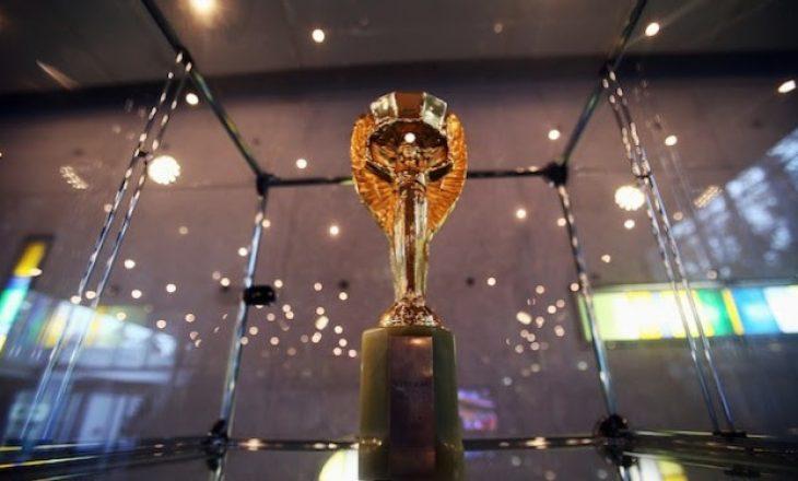 Ja si është vjedhur trofeu i Kupës së Botës