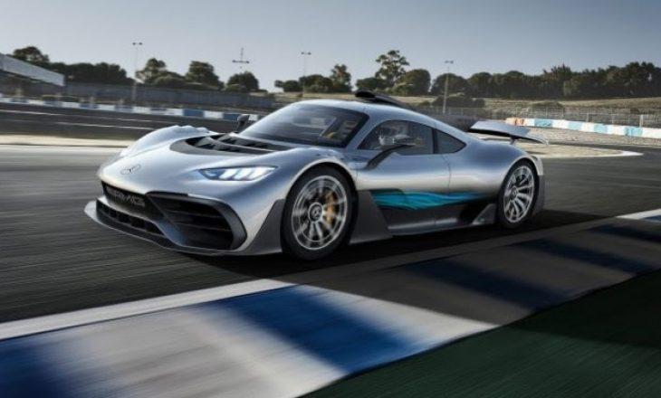 Hiper-automobili i Mercedesit në shitje nga viti 2021