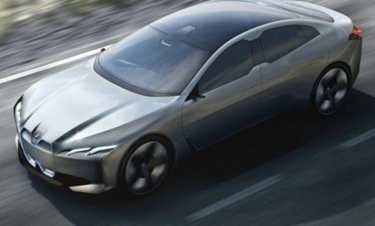 BMW zbulon detaje të reja në lidhje me sedanin e ri elektrik