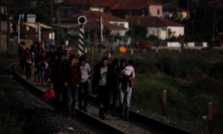 Greqi: 6 migrantë vdesin nga i ftohti afër kufirit me Turqinë