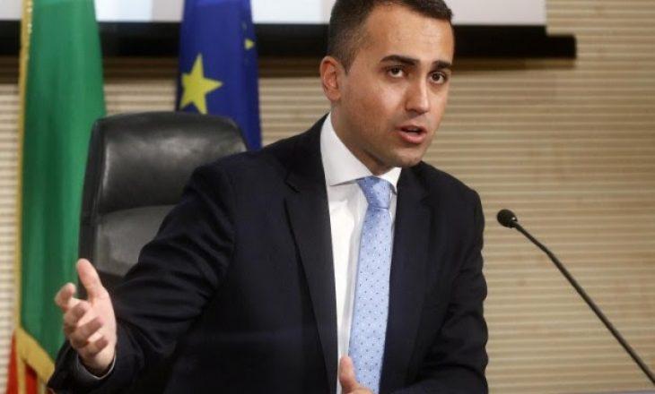 Ministri i Jashtëm italian viziton Tiranën