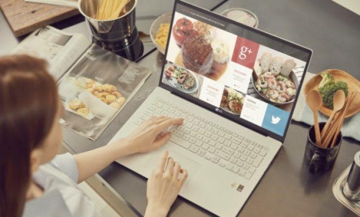 Laptopët LG 2020 Gram bëhen me procesorë të gjeneratës së 10-të Ice Lake