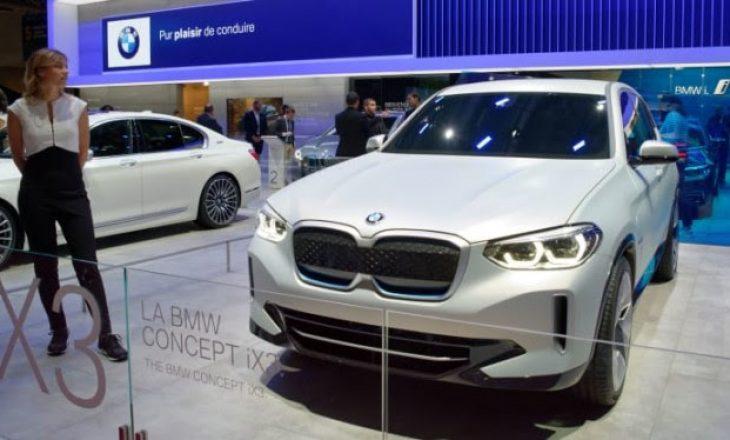 BMW nën hetime për falsifikim të numrit të shitjeve