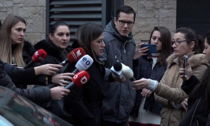 VV nuk e thërret LDK-në në takim – Kjo është përgjigja e Albulena Haxhiut