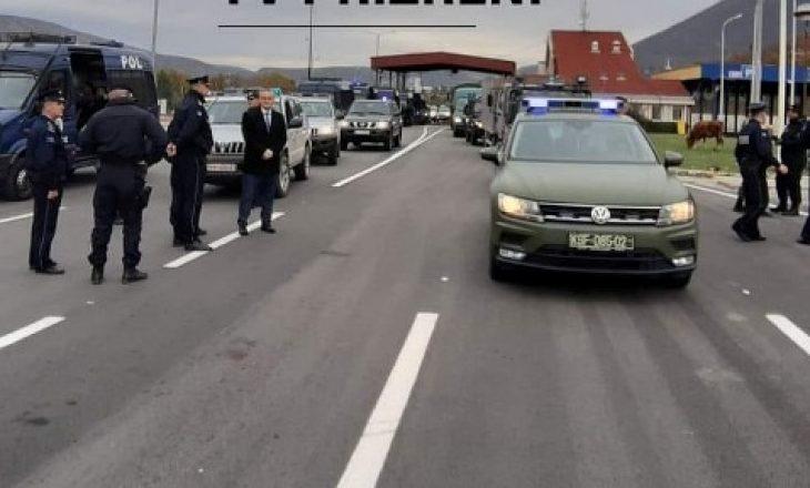 Meta do të dekorojë njësitet ushtarake e policore të Kosovës