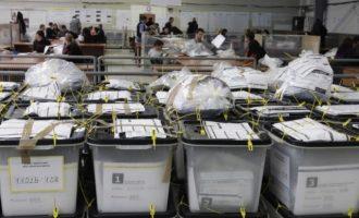 PZAP çon në rinumërim 134 vendvotime