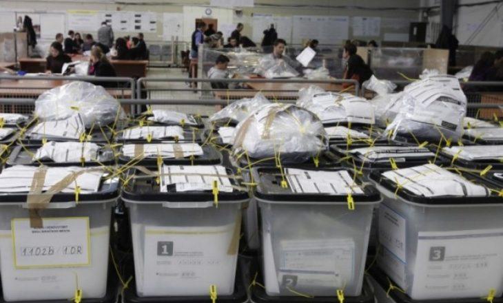 Sot nis rinumërimi i 494 vendvotimeve