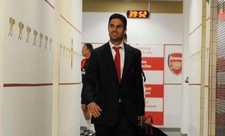 The Mirror: Mikel Arteta arrin marrëveshje, bëhet trajneri i ri i Arsenalit