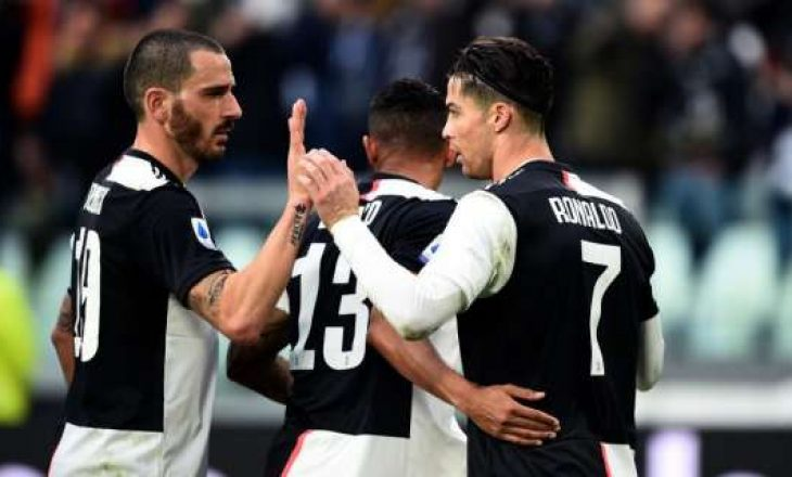 Juventusi fiton dhe merr kreun, zhgënjen Milani [Video]