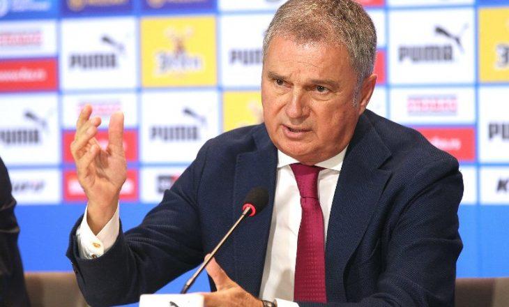 """Trajneri i Serbisë i """"kapet"""" Kombëtares së Kosovës – ja çfarë thotë"""