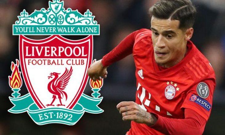 Liverpool – Coutinho, këto janë lajmet e fundit