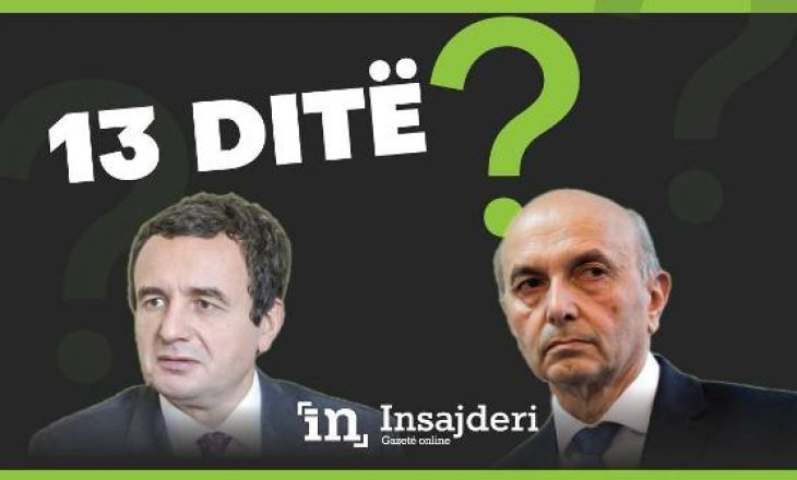 13 ditë – as sot, Kurti-Mustafa s'ndërrmarrin asnjë veprim për formimin e qeverisë