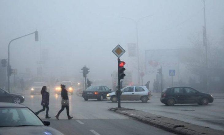 Kjo është cilësia e ajrit sot në Kosovë