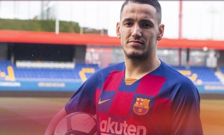 Zyrtare: Futbollisti shqiptar nënshkruan për Barcelonën