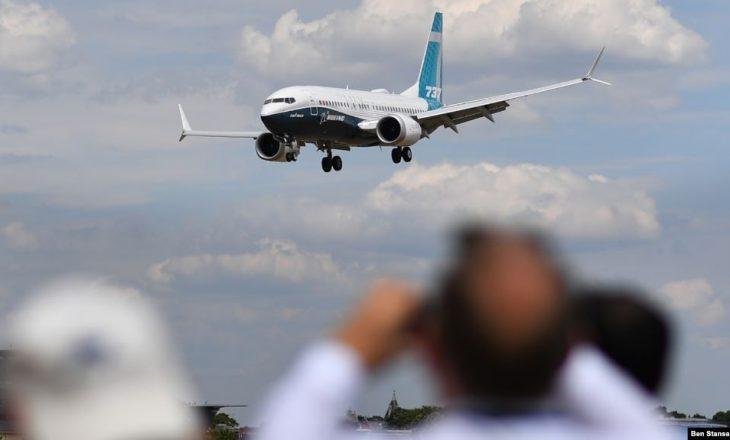 Boeing përballet me shifrat më të ulëta të shitjeve në dekada