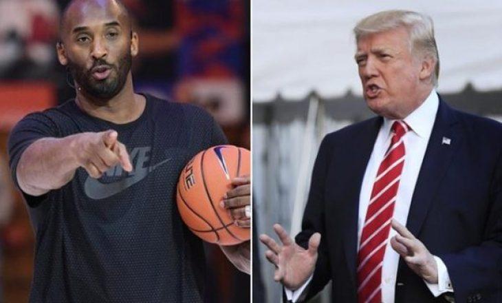 Ky është reagimi i Presidentit Trump për vdekjen e Kobe Bryant