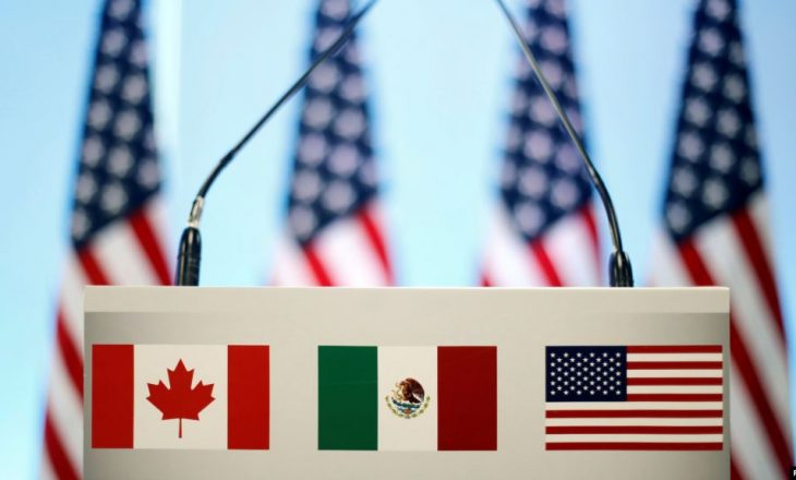 Senati miraton marrëveshjen tregtare SHBA-Meksikë-Kanada