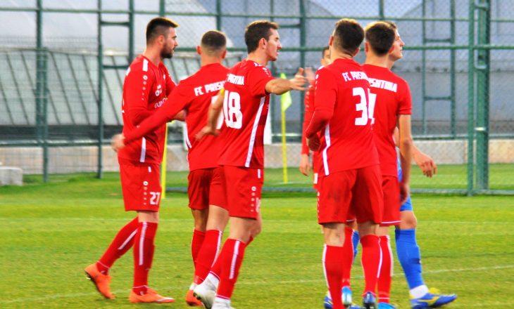 Prishtina mposhtet nga klubi rus Chertanovo