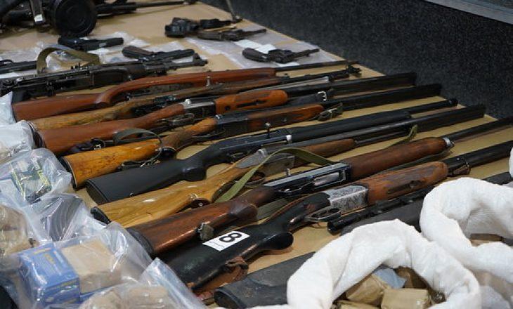 Importonin armë jashtëligjshëm – ngritet aktakuzë ndaj familjes së fuqishme nga Vranjevci