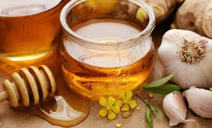 Mjalti dhe hudhra, ilaçi më i fuqishëm në botë!