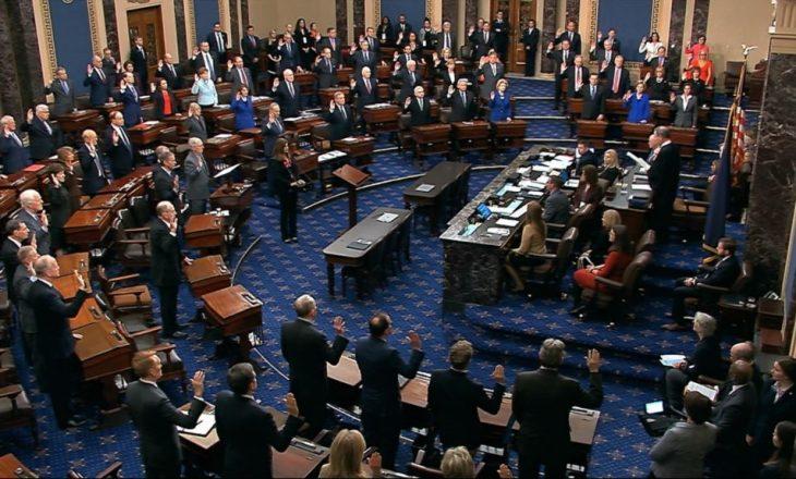 SHBA: Senati gati për fillimin e gjyqit për procesin e shkarkimit