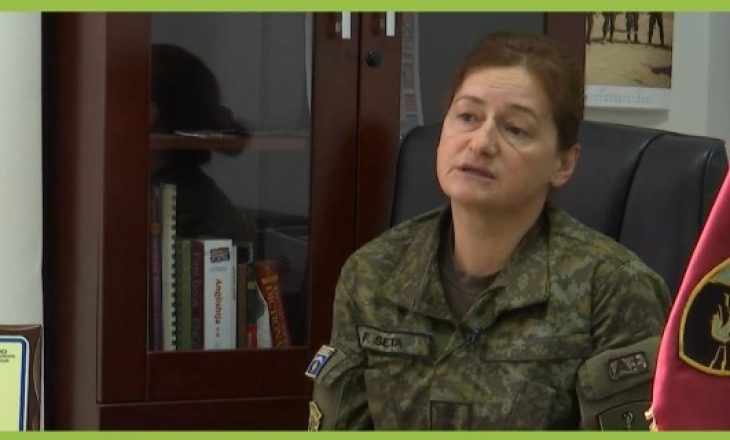 Rrëfimi i kapitenes Fitnete Seta për sfidat në Forcën e Sigurisë