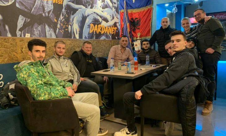 Konfirmohet mbështetja e këtij tifo-grupi për Kombëtaren e Kosovës kundër Maqedonisë së Veriut [Foto]