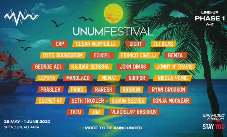 Rikthehet Unum Festival me edicionin e dytë