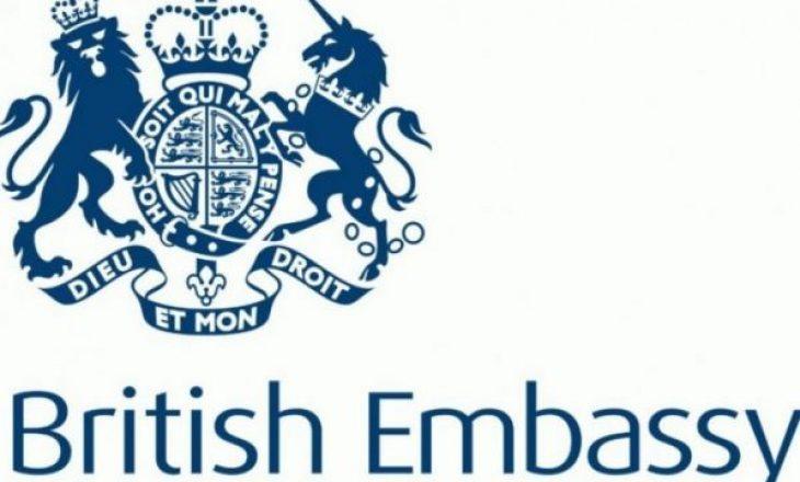 Ambasada britanike jep një shembull të mirë të ruajtjes së ambientit në Kosovë