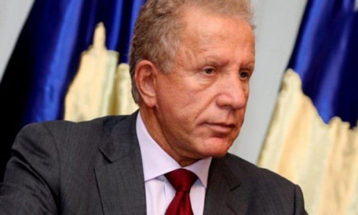 Behgjet Pacolli deputet në Kuvendin e Kosovës, i vetmi nga AKR