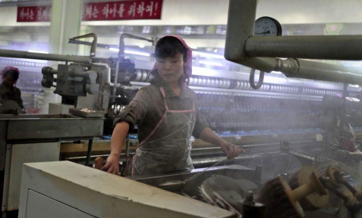 SHBA, sanksione për koreanoveriorët e punësuar jashtë vendit