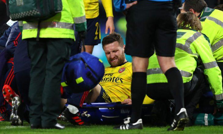 Video: Ky është momenti i lëndimit të rëndë të Mustafit kundër Bournemouthit