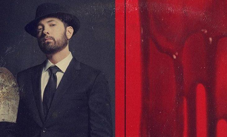"Eminem publikon albumin e ri ""Music to be Murdered by"""