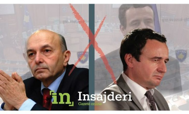 Vazhdon saga – nga Presidenti tek Kryeparlamentari – ku do të përfundojnë Kurti dhe Mustafa?