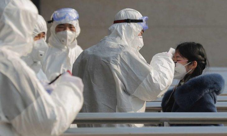Kina shënon numrin më të lartë të të infektuarve në 10 muajt e fundit