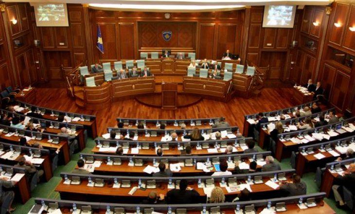 Kalon rezoluta për mbrotjen e vlerave të luftës, VV nuk voton
