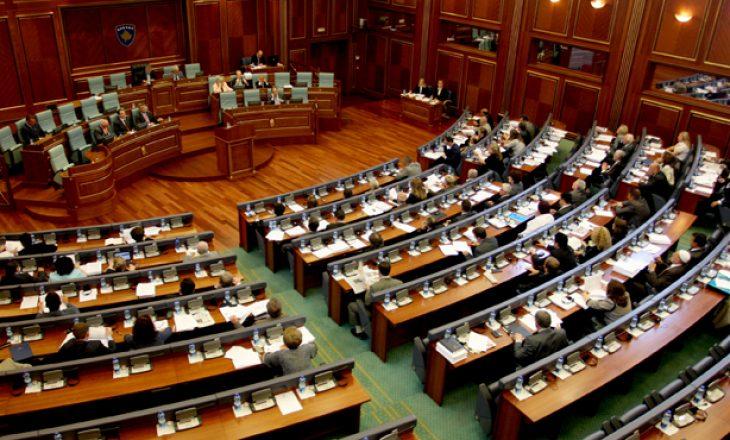 Kuvendi nesër shqyrton Projektligjin për pandeminë COVID-19 dhe për Rimëkëmbjen Ekonomike
