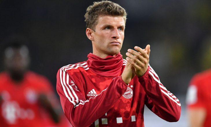 Muller mposht Coronavirusin, i gatshëm për Bayern Munchen