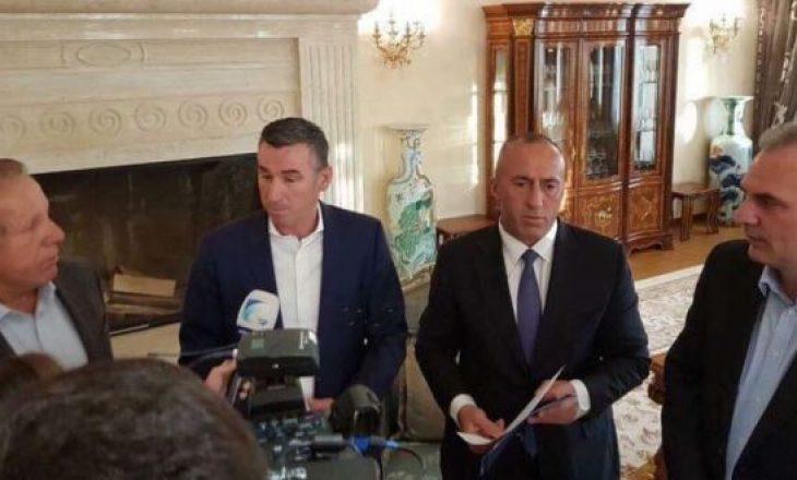 Haradinaj hap dyer për koalicion: Çdo ofertë do ta shqyrtojmë