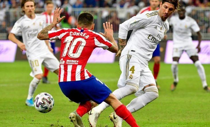 Nuk shkoi në shkollë për shkak të humbjes së Atletico Madridit nga Real Madridi