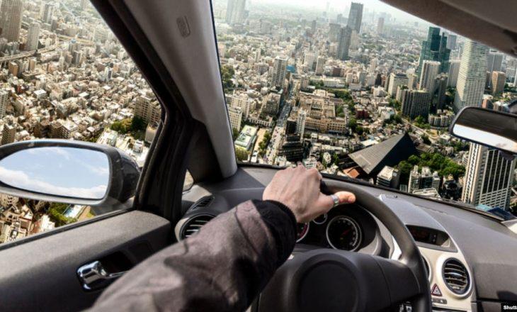 Kompania Toyota do të investojë në zhvillimin e veturave që fluturojnë