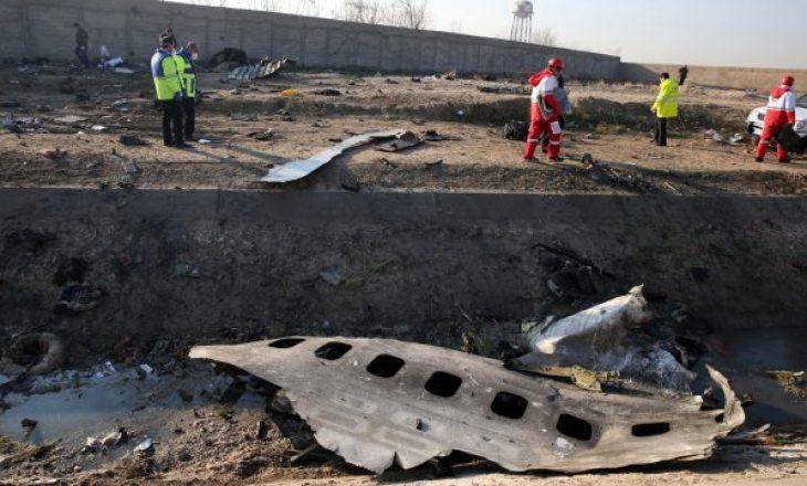 Arrestohet personin që e publikoi videon e rrëzimit të aeroplanit ukrainas në Iran