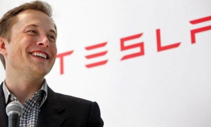 Vetëm për një javë Elon Musk është pasuruar me 2.1 miliardë dollarë